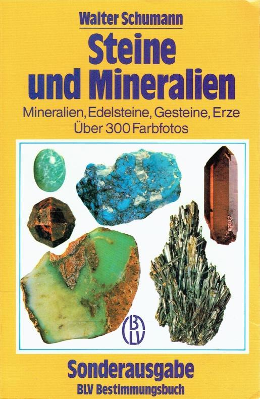 Schumann: Steine und Mineralien
